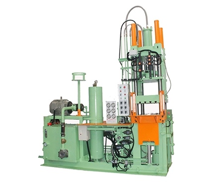 Vertical Squeeze Casting Machine